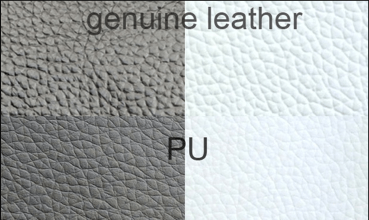 genuine leather vs faux leather